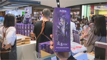 「布袋戲英雄醬油」誕生 粉絲搶收藏!估業績成長10%