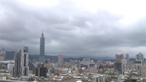 12縣市豪大雨特報 梅雨鋒面解渴中台灣!