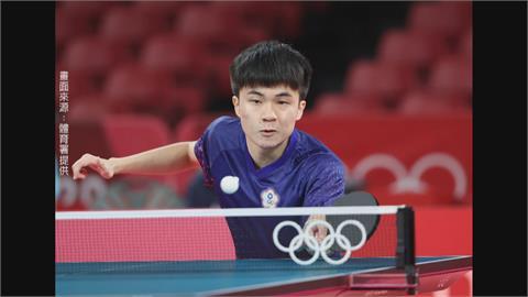 「要打出自己沒想到的球」 林昀儒挺進四強 下一戰對戰樊振東