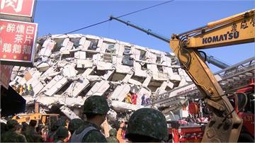 快新聞/維冠大樓倒塌釀115死 受災戶求償50多億 台南地院判賠4.5億
