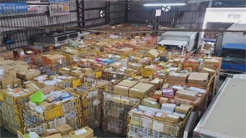 「塞貨」之亂 物流業倉儲滿出來 黑貓等業者延長暫停收北部「低溫包裹」