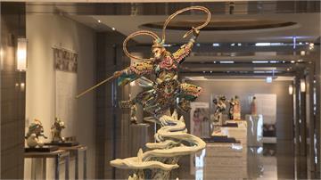 展覽交趾陶大師作品 經典建築擁國寶