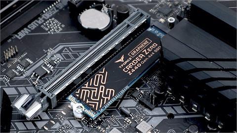 3C/散熱強到更快的產品都能沿用?TEAMGROUP T-FORCE CARDEA ZERO Z440
