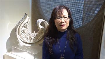 「美魔女陶藝家」彭雅美  創作逾30年屢奪國內外大獎