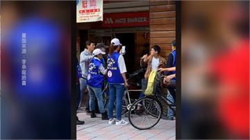 不滿宣傳車被比中指 統促黨員暴打柯宇綸