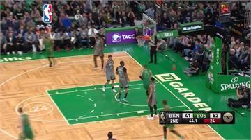 NBA/籃網最多落後達21分 第四節上演絕地大反攻