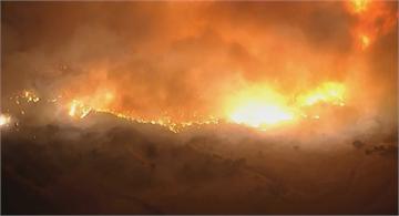 美加州「蘋果大火」疑人為縱火 延燒約8300公頃、撤近8000人