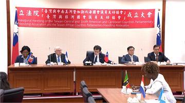 我國友邦友好協會成立 尼加拉瓜感激台灣第一時間伸援