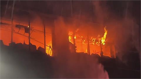「城中城」暗夜惡火46死.41人傷 住戶驚醒逃生