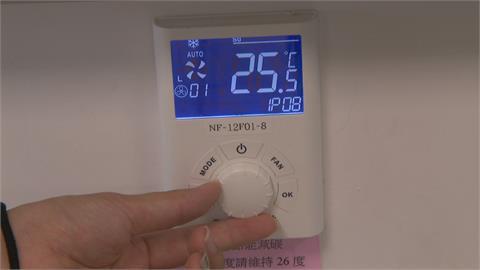 政院拍板7月夏季電價續凍漲 排除用電千度大戶