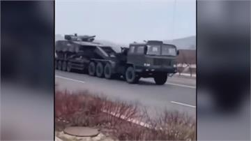 金正恩出事了?外媒曝中國大批軍武進駐「中朝邊境」