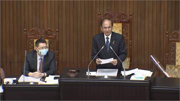 修兩岸條例「國家統一前」 綠委:台非僅統一選項