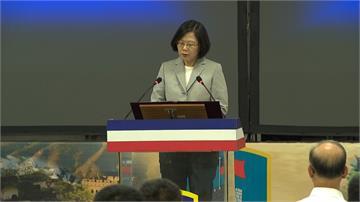 中秋節勞軍贈加菜金 總統點名3救災英雄