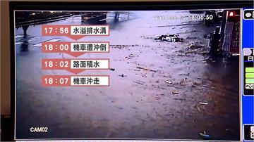 豐原大道八段排洪SOP失靈 14戶民宅淹水