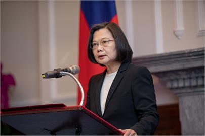 快新聞/歐洲議會高票通過挺台報告 蔡英文感謝議員不畏壓力支持台灣