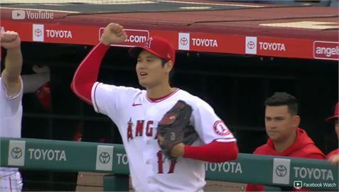 MLB/大谷翔平6局5K 掉1分獲本季第3勝