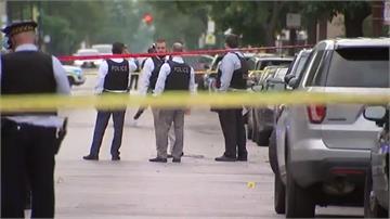 父親節不平靜!美國東西兩岸多座大城發生槍擊事件