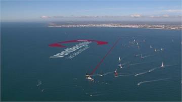 旺代單人環球賽起航 10天通過赤道無風帶!最艱難帆船賽之一