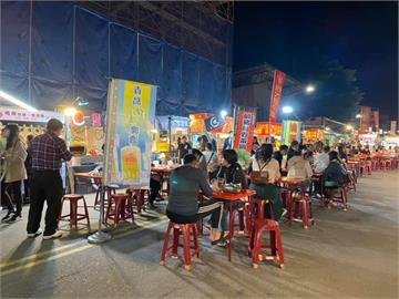 快新聞/台東連續20天「+0」  市區2夜市今起恢復營業 僅限1/2攤商擺攤