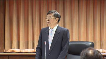 高雄代理市長楊明州宣誓就職!恢復市府八點開晨會
