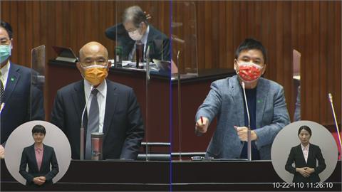 快新聞/歐盟挺台、拜登表態「防衛台灣」! 蘇貞昌:台灣在世界越來越受重視