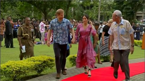 哈利梅根夫婦第二胎喜迎千金!取名有玄機 致敬英女王和黛妃