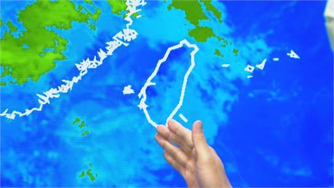 南部下雨了!僅德基、日月潭水庫進帳週四起鋒面到 降雨集中中部以北、東半部