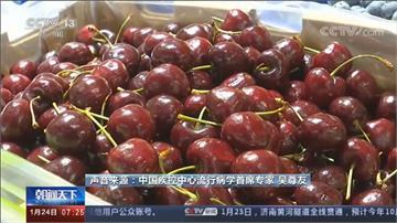 不只雪糕!進口櫻桃竟驗出武肺病毒已流入市面 中國專家:吃前清洗應不會感染