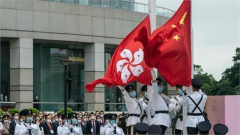 香港回不去了?港府通告中小學:每天必須升掛五星旗