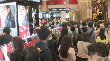 新光三越南西店週年慶開跑 專攻保養品、家電「超殺優惠」