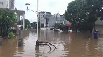 7年來最嚴重淹水 印尼雅加達已釀21死