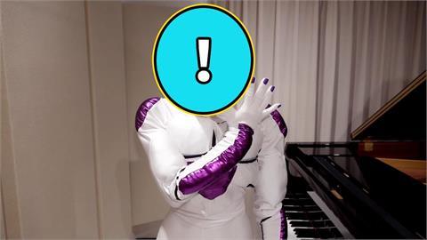 這次露正面!超兇鋼琴網紅再傳露臉 粉絲狂讚:皮膚超好超白