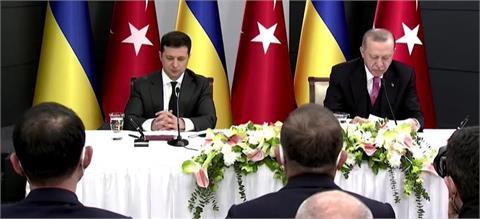 快新聞/「烏俄邊界情勢升溫」土耳其總統艾爾段:黑海應是和平、安寧與合作的水域