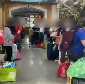快新聞/新竹非法旅館私接苗栗移工入住 其中8名呈陽性反應