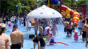 下周會更熱!氣象局曝暴雨、高溫到這天