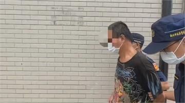 女友沒戴安全帽...男闖燈鑽巷弄逃1.5公里警攔截查獲改造手槍、子彈