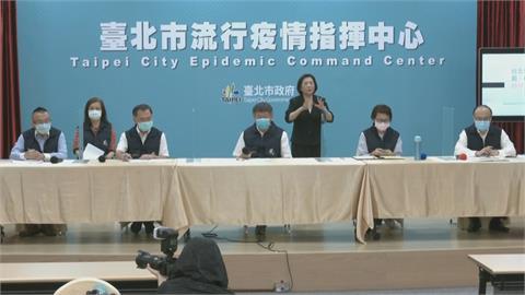 3天爆198例確診!萬華熱區快篩陽性率達10%  「重症」是更棘手的課題