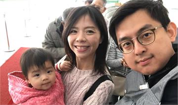 快新聞/卓冠廷父親節公開給女兒的信 親愛的小鹿:會努力讓台灣更好不讓妳失望