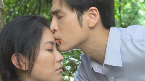 Gino《黃金歲月》英雄救美 額頭親吻葉家妤高達20多次