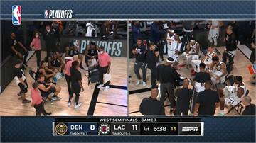 NBA/金塊第七戰晉級 首支兩度「1勝3敗皆逆轉」球隊