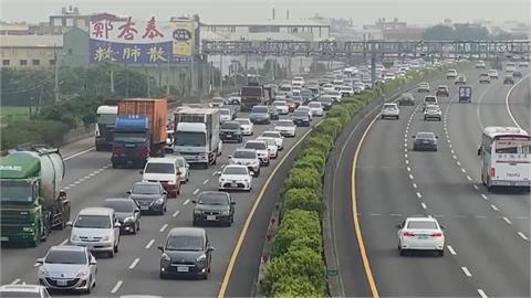 快新聞/中秋收假北返車流增加「國道9路段易壅塞」 高公局建議提早出發