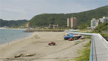 萬里三不管沙灘 業者整理營業被控非法
