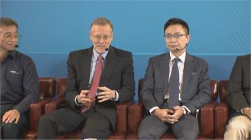 酈英傑讚台灣為「關鍵物資」可靠供應商 還自稱是台灣模式大粉絲