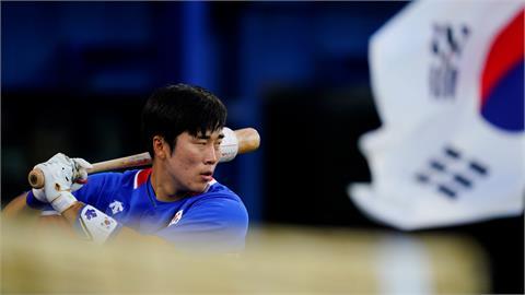 東奧/「風度在哪」贏球插旗輸球拒握手 南韓棒球輸日本拒鞠躬被罵翻