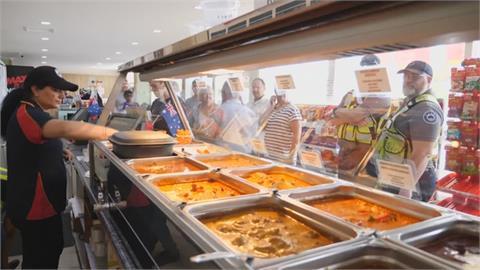 咖哩旋風襲捲公路 印度移民經營加油站餐廳