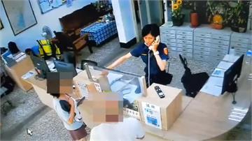 「小孩沒有意識了」 頭城下班員警即刻救援