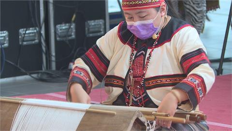 客家向原住民族致敬活動開跑 原客服飾圖紋特展現文化融合