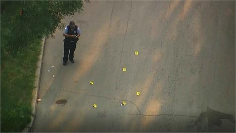 美國華府傳槍響2人中彈 芝加哥6小時3起槍擊