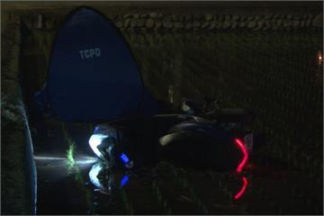 大學生夜遊返校  騎機車撞電桿喪命