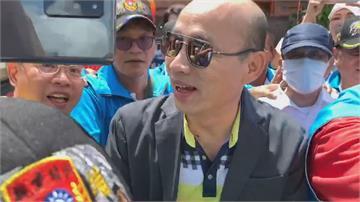 「我內心依然澎湃洶湧」韓國瑜被解讀要爭黨主席